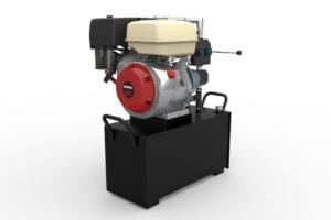 Hydro-Ace Hydraulic Power Unit Grout Pumps Mortar Pumps